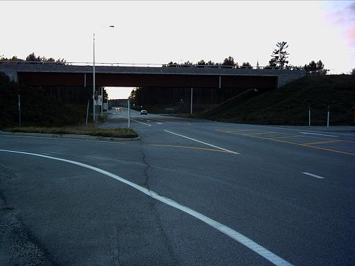 Viaduc de l'A-50, au chemin Doherty