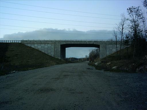 Viaduc A-50, montée Laurin